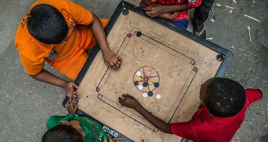 traditional African games